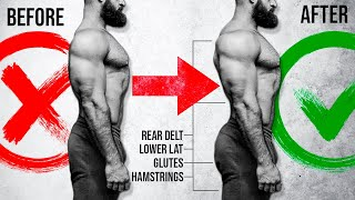 How To Build A THIĊKER More Muscular Physique Fast (STOP NEGLECTING THESE!)