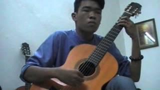 Guitar Canh Hieu Beo Dat May Troi (arr Dang Ngoc Long)