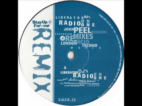 Stay Up Forever Remix 13 - Liberator DJ's - Radio On One