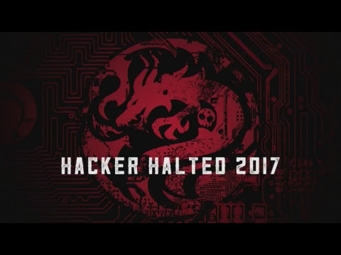 Hacker Halted 2017 - Debate