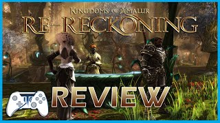 Kingdoms of Amalur: Re-Reckoning Review (Video Game Video Review)