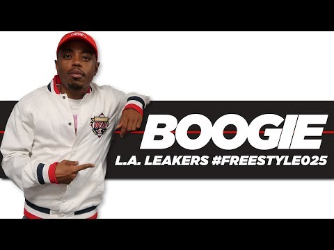 Boogie Freestyle With The L.A. Leakers - #Freestyle025