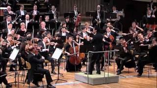 Singapore Symphony Orchestra - Debussy: La Mer - II: Jeux de vagues.
