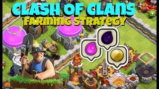 Clash Of Clans   Max Miner Farming Strategy   Town Hall 11   1 Gem Army Boost