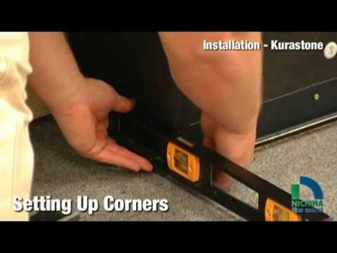 Nichiha Fiber Cement Kurastone Installation Video Youtube