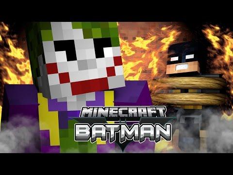 "The Joker   Minecraft Batman [S1: Ep.3] ""Minecraft Roleplay"""