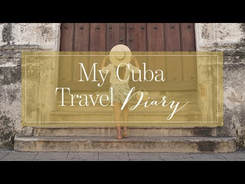 Cuba Travel Diary! Havana, Varadero, and Viñales, Oh My!