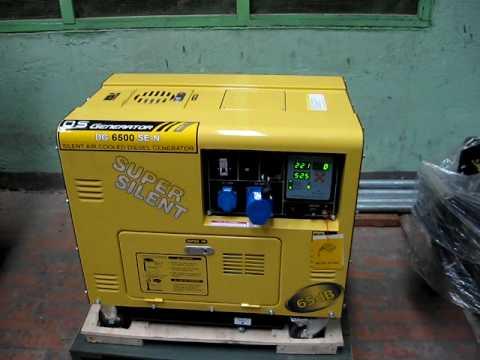 Silent diesel generator for sale $1099 | FunnyCat.TV