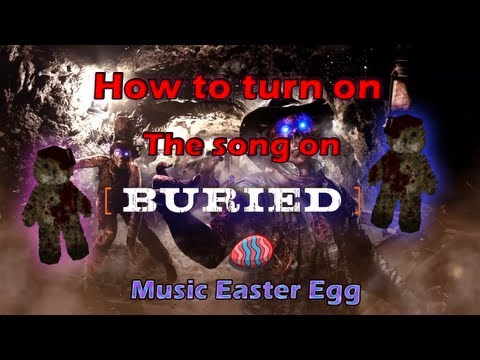 Buried - How to turn on song Easter Egg