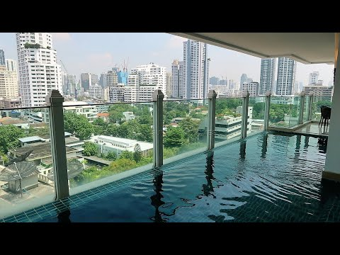 Stunning 2 bedroom apartment private pool Bangkok 220 sqm for 140,000 THB
