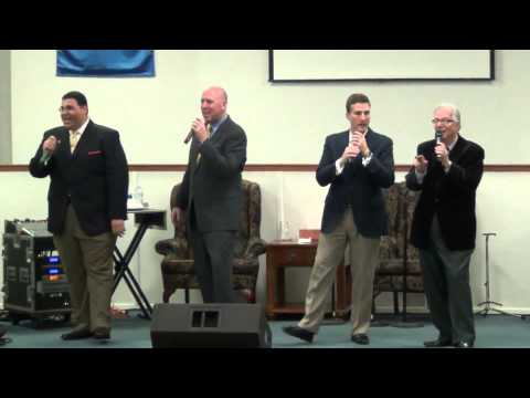 Southern Gospel Music Favorites The Kingsmen Quartet in Live Church Service (2015)(over 1hr)
