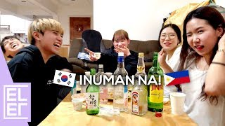LAUGHTRIP INUMAN WITH KOREANS IN THE PHILIPPINES | EL from EL's Planet