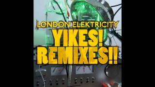 London Elektricity (ft. Elsa Esmeralda) - Invisible Worlds [B-COMPLEX RMX]