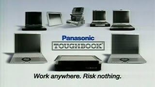 Panasonic Toughbook Commercial