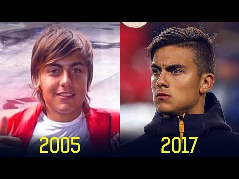 Thumbnail: Paulo Dybala - Transformation From 1 To 24 Years Old