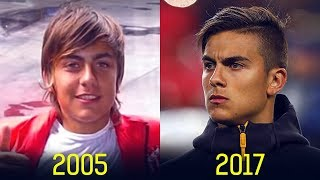Paulo Dybala - Transformation From 1 To 24 Years Old