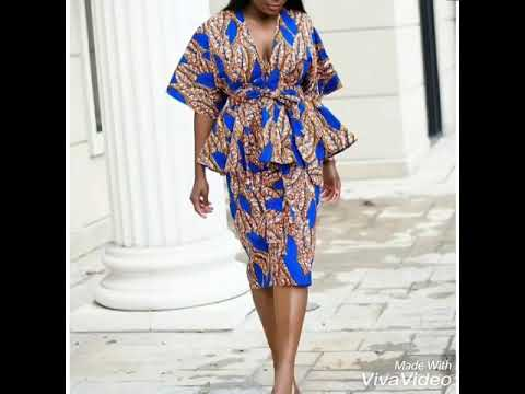 Get Stylish in African Prints