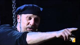 20120425 La7 Marco Paolini ITIS GALILEO La Conclusione dallAbiura YouTube Videos