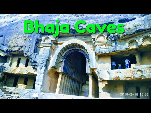 2nd Century Bhaja Caves # Bhaje Caves # 22 Rock cut Caves # Lonavala