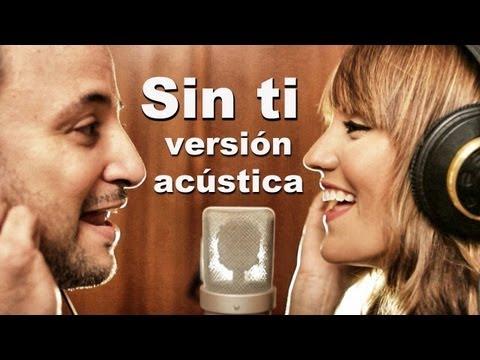Chino y Nacho - Sin Ti Vs Acustica - Victor Escalona y Fabiola Balza