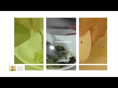 Blanc De Poulet Mariné Au Citron Confit, à L'olive Niçoise Et à L'estragon