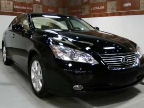 2007 lexus es 350 charlotte nc youtube. Black Bedroom Furniture Sets. Home Design Ideas