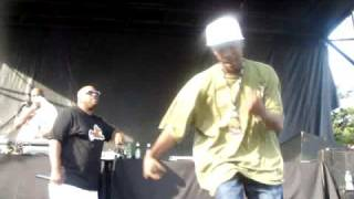 Slum Village Live in Chicago - Rock the Bells 2009
