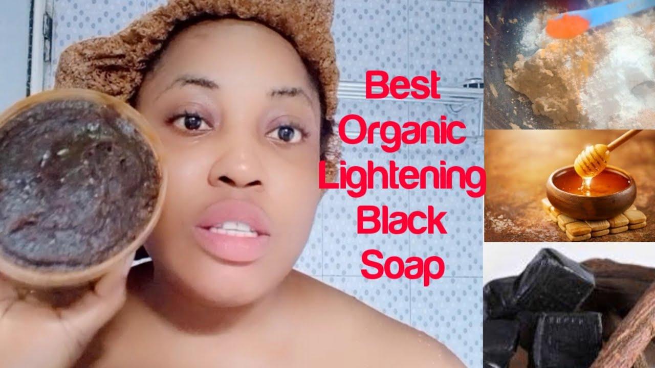 Download HOW TO MAKE ORGANIC LIGHTENING BLACK SOAP