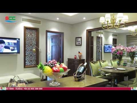 Luxury Apartment In Hanoi