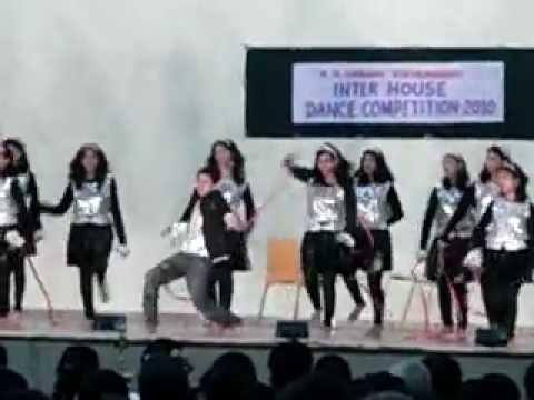 navrachana vadodara School Dance Comp.avi
