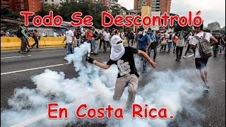 Suben los Impuestos En Costa Rica y Pasa Esto.
