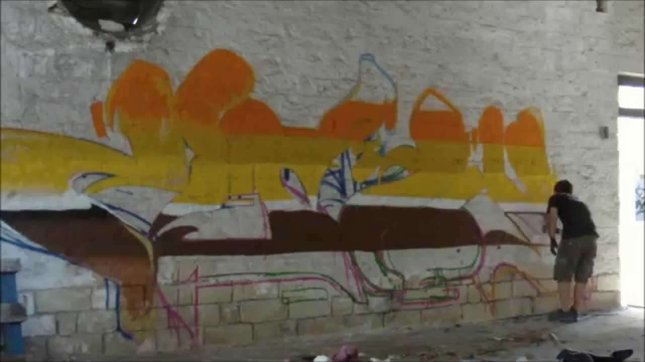 Graffiti in memory of king robbo rip 1968 2014