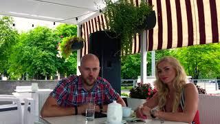 VSTRECHNIKOV VLOG: Светлана Сливная -тренер, красотка и просто хорошая девушка🔥⠀