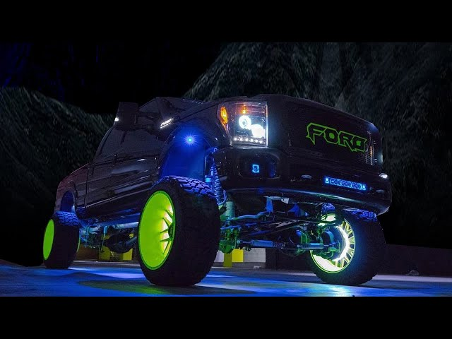 Youstar light New rock light for truck Jeep