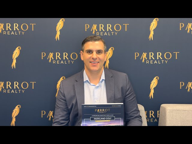 Parkland Golf Market Update - October 2021 - Presented By Michael Citron -