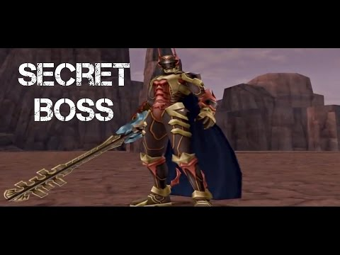 Kingdom Hearts 2 Final Mix] Secret Boss Lingering Will Spirit Proud Mode PCSX2 720 HD