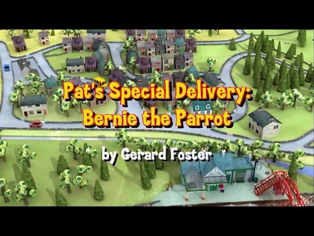 Pieter Post - Seizoen 9 - Afdeling Speciale Pakketjes - Aflevering 21 - Bennie de Papegaai
