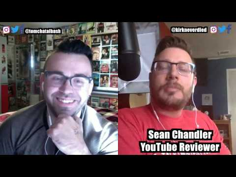 Fun Interview With YouTube Reviewer Sean Chandler!