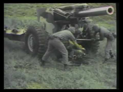 M114 155mm Towed Howitzer