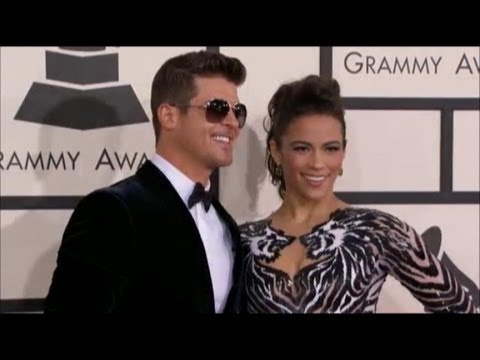 'Blurred Lines' Singer Robin Thicke and Paula Patton Mutually Decided to Breakup