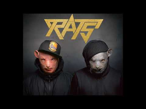 "RATS - ""Welcome To Hell"" (FULL ALBUM STREAM)"
