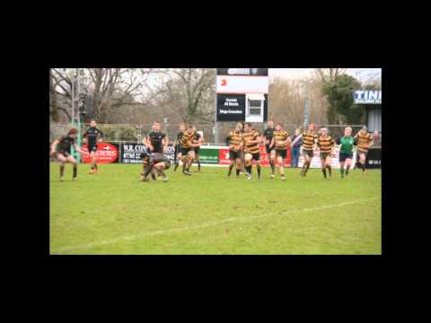 Cornwall v Plymouth College   Friendly 2015