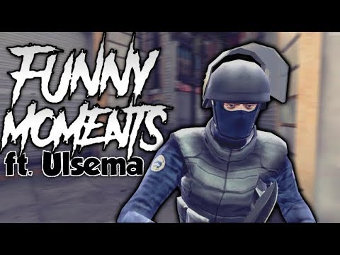 Critical Ops - Funny Moments #4 ft. Ulsema (Trolling, Funny moments and fails)