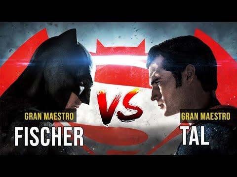 Fischer vs. Tal (Batman contro Superman) - Mattoscacco