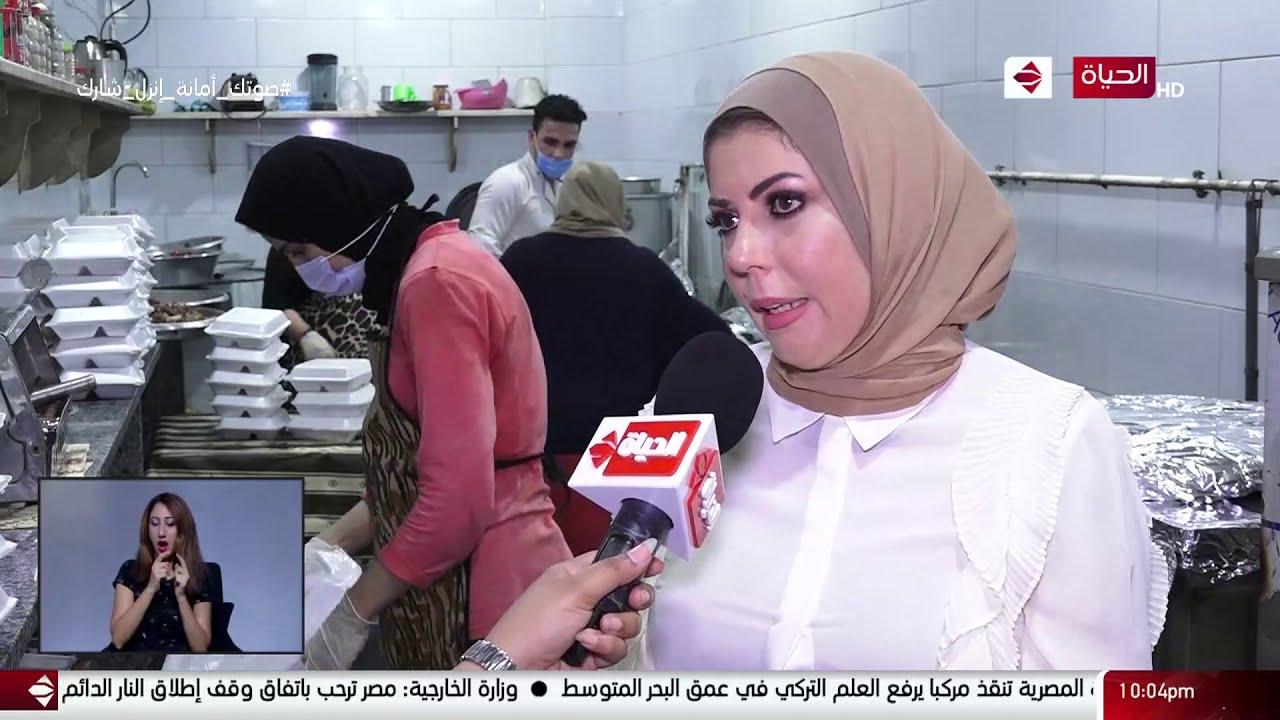 واحد من الناس -عمرو الليثي: بفرح لما بشوف أعمال خير زي مبادرة