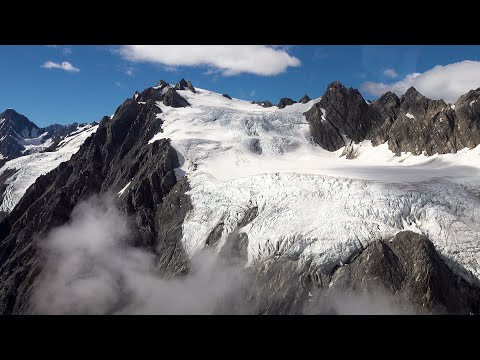 Fox & Franz Josef Glaciers, New Zealand in 4K Ultra HD