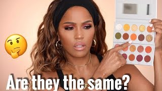NEW Jaclyn Hill x Morphe Vault Collection Review | MakeupShayla
