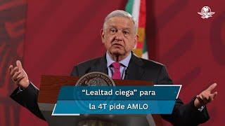 """El presidente Andrés Manuel López Obrador dijo que las denuncias de irregularidades en el Instituto Para Devolverle al Pueblo lo Robado serán investigadas, pero las calificó como un asunto """"politiquero"""""""
