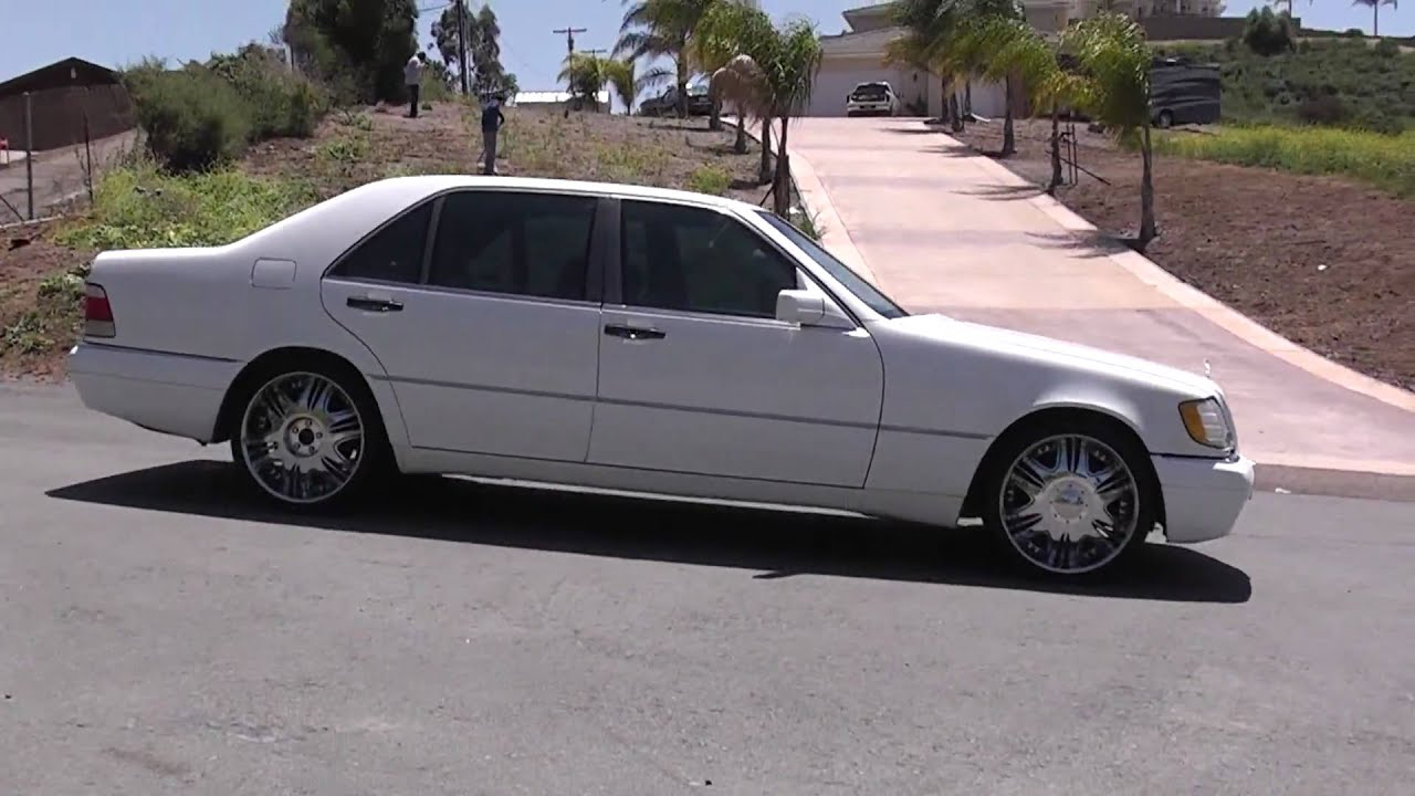 97 mercedes benz s500 s320 wide big body 500 w140 for sale for 97 mercedes benz