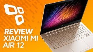 Xiaomi Mi Air 12 - Análise/Review - TecMundo